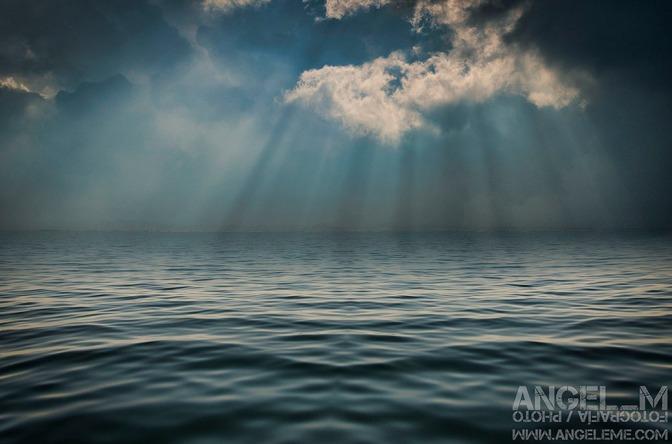 las playas y el mar como leitmotiv en mi fotografía